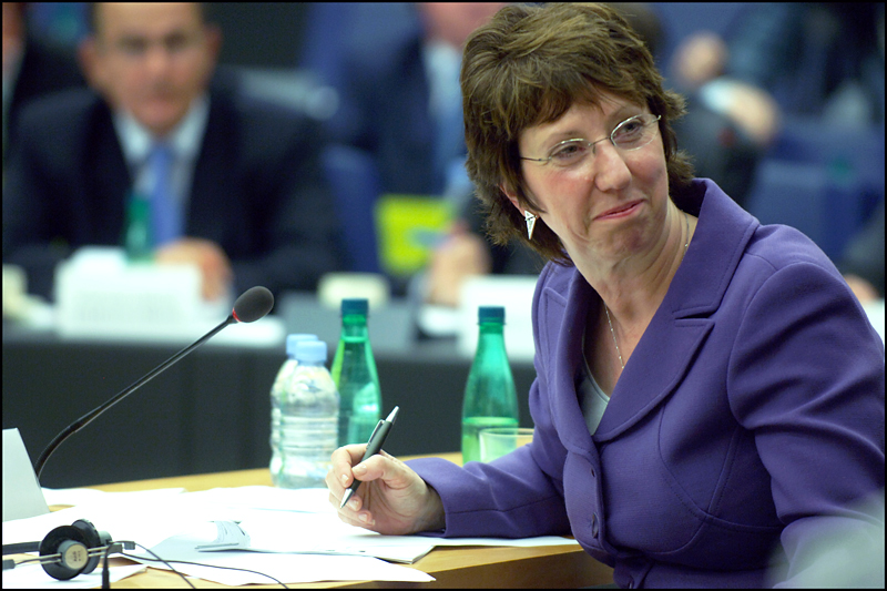 Catherine Margaret Ashton (high representative of the union for foreign affairs and security policy): 'the diplomatic baroness'