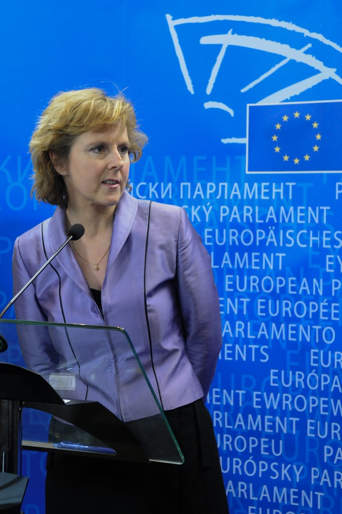 Connie Hedegaard (climate commissioner): 'the ambitious one'