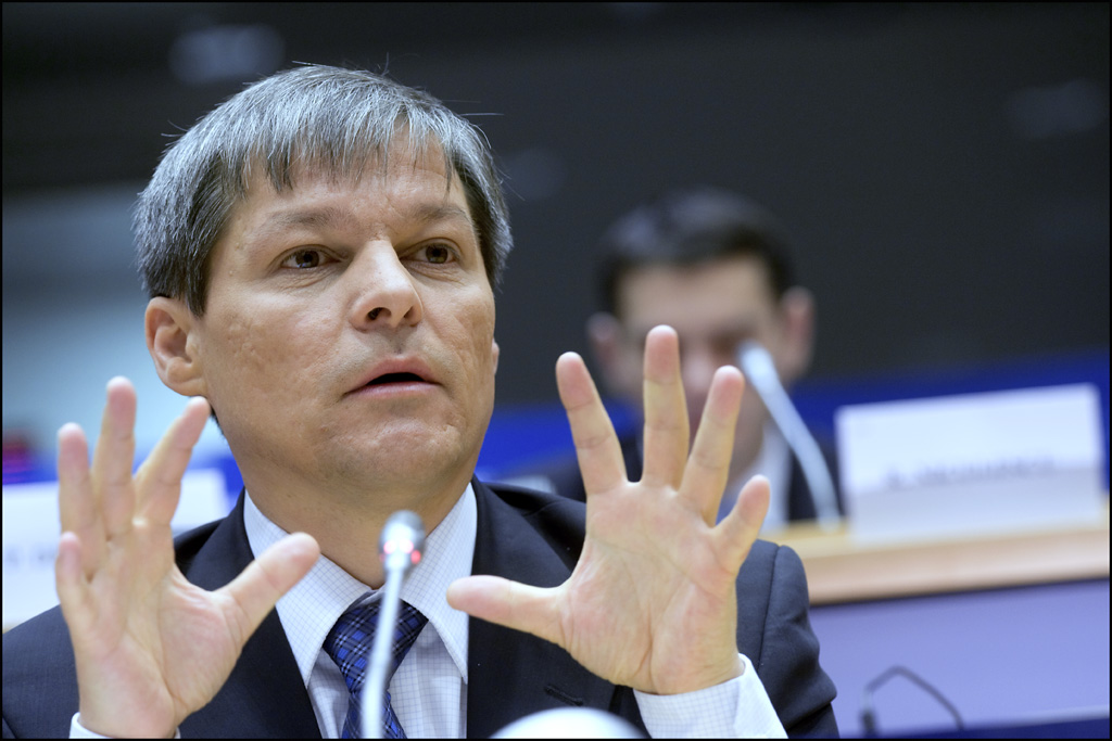 Dacian Cioloş (agriculture and rural development commissioner): 'the French reformer'