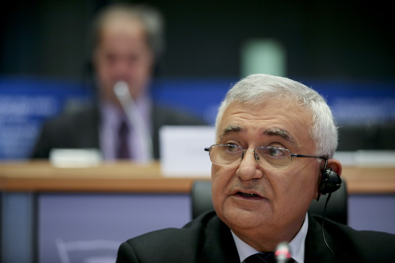 John Dalli (health and consumer policy commissioner): 'the four-starred Maltese'