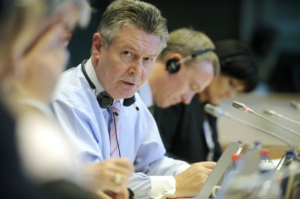Karel De Gucht (trade commissioner): 'the optimist'