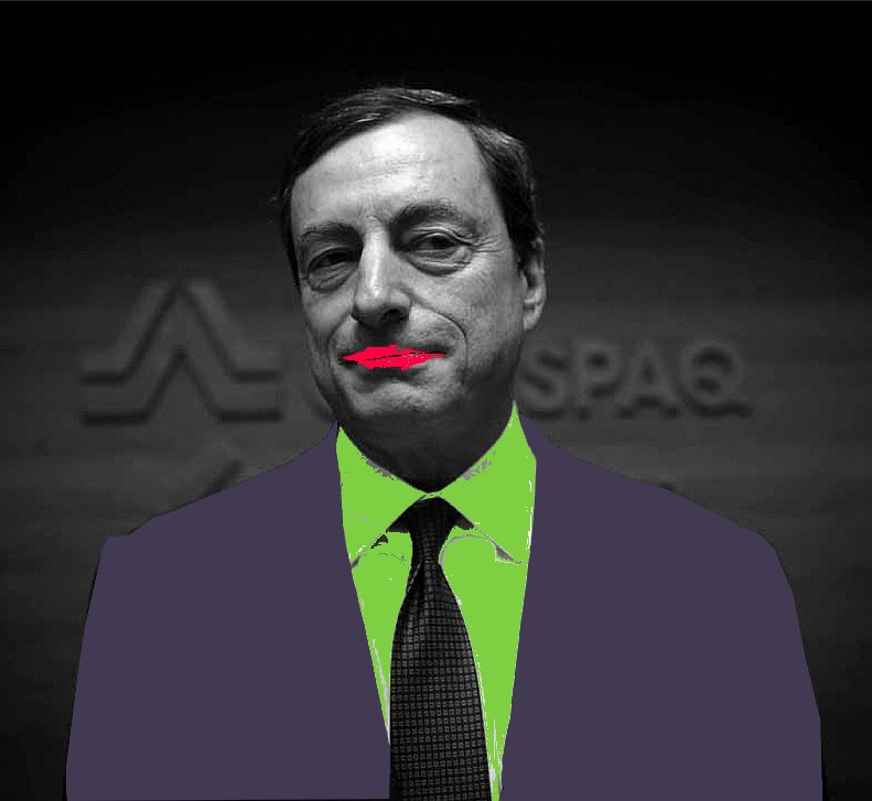 Mario Draghi, Nobel Prize in Physiology or Medicine