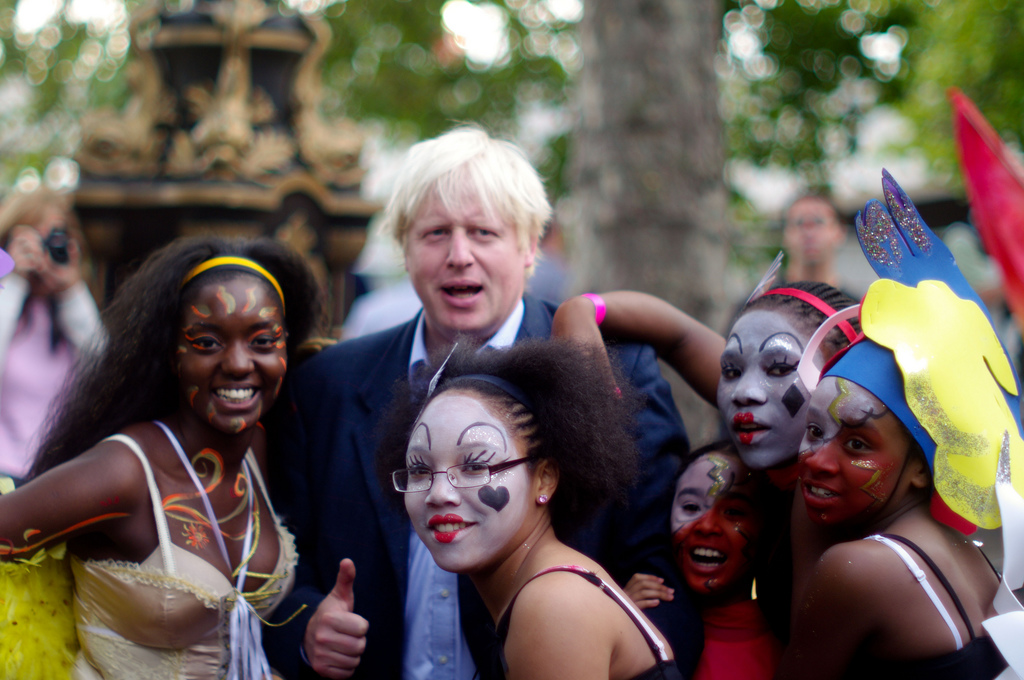 UK: Boris Johnson, mayor of London
