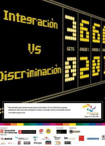 Image for L'homophobie dans le sport : une discrimination sourde