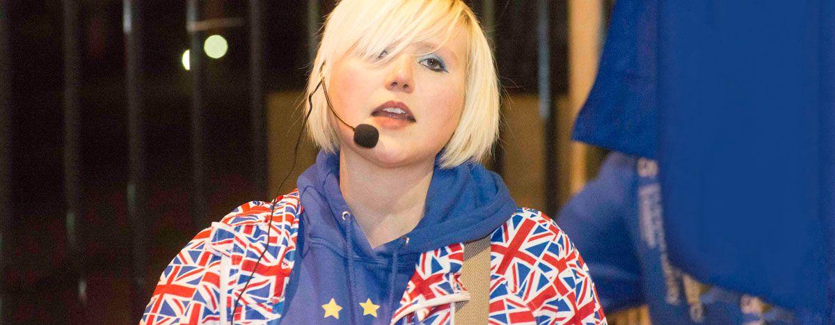 Image for Brexit : EU Supergirl va-t-elle tout casser ?