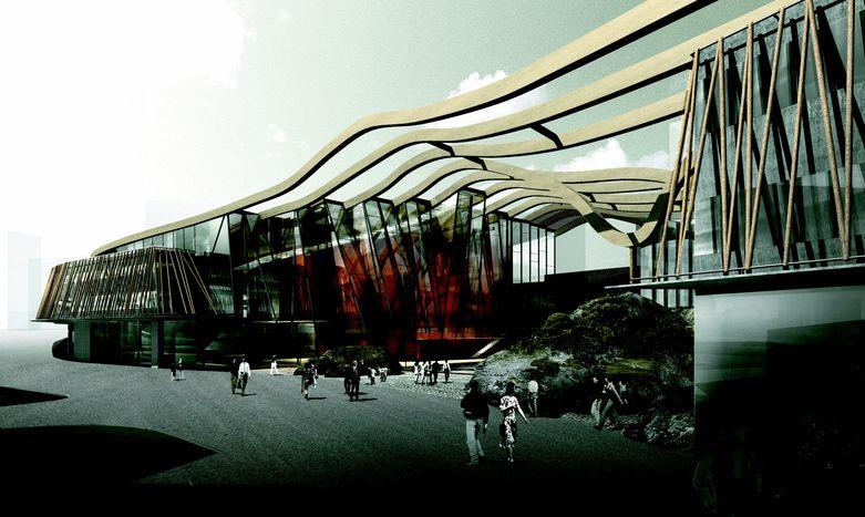 Image for Andrew Todd : « L'architecture, un acte politique »