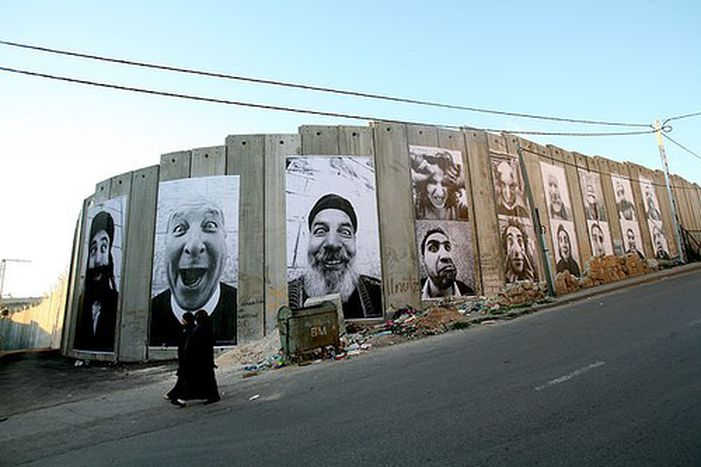 Image for Exhibition brings Israel and Palestine 'face to face'