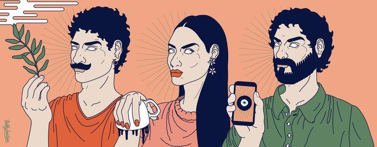 Image for Zypern: Aberglaube-Apps gegen Globalisierung