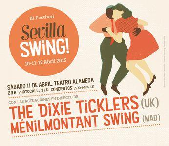 Image for Sevilla im Swing in der Jahreszeit der Orangenblüte