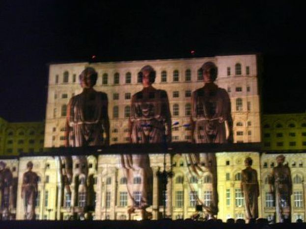 Image for First White Night in Bucharest