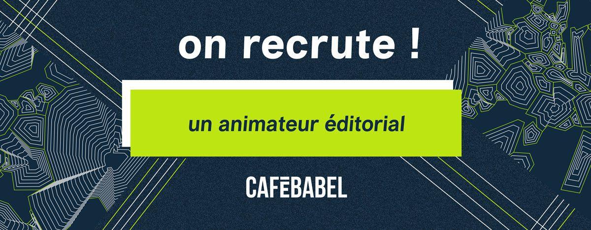 Image for Cafébabel Bruxelles recrute un animateur éditorial du réseau local