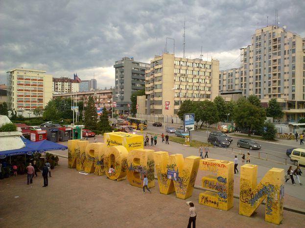 Image for Preso a calcicome unpallone: il destino diun Rom delKosovo