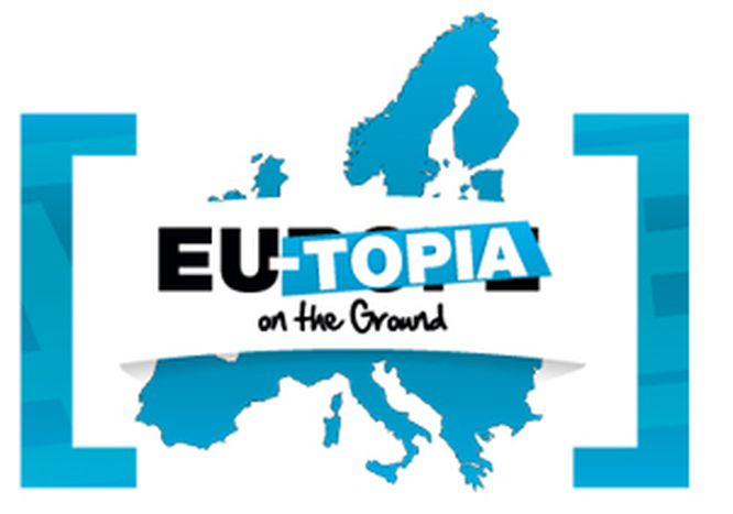 Image for EUtopia on the ground, to nowy projekt cafebabel.com w 2013 roku!