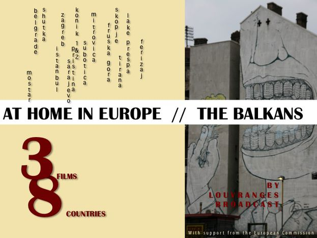 Image for A CASA IN EUROPE // BALCANI