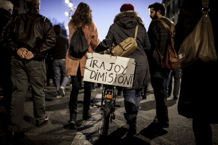 Image for Mariano Rajoy : que hora son mi corrupción ?