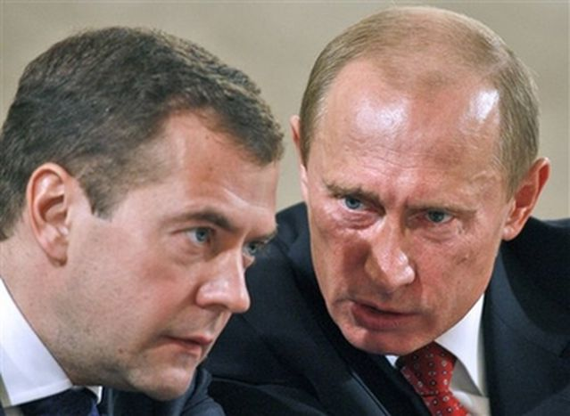 Image for Russia, Medvedev and the End of Putin's Dream.