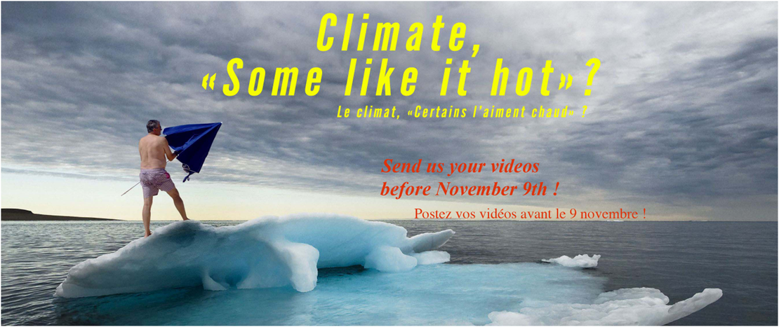 """Image for Film competition: Climate """"Some like it hot""""?"""