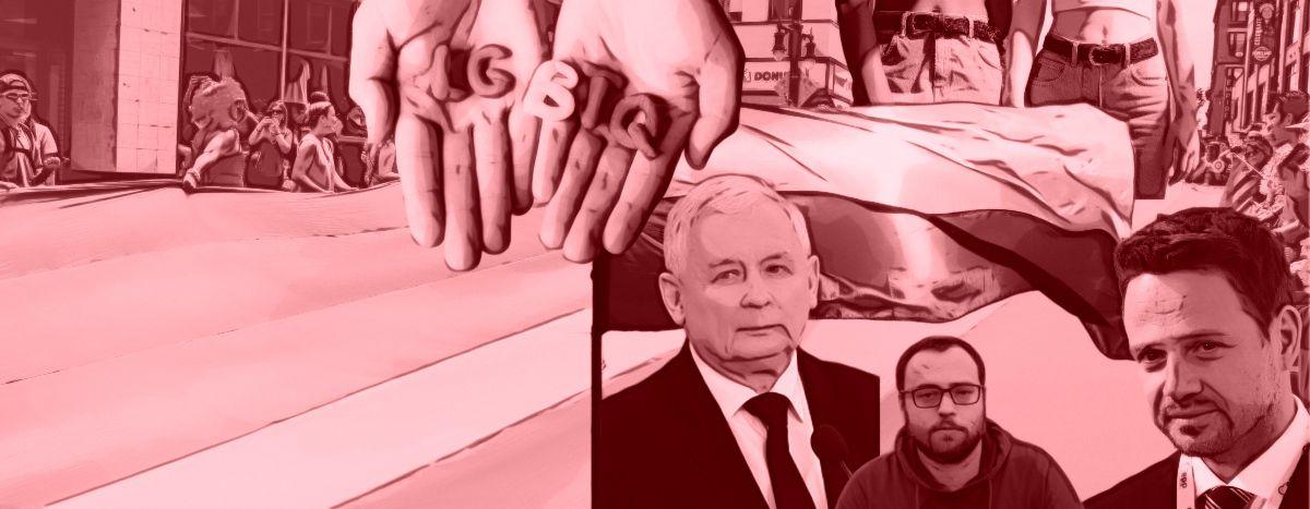 Image for Europa Reloaded (Ep8): La lotta della comunità LGBTQI+ in Polonia