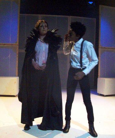Image for Titus Andronicus de Shakespeare au festival Fringe d'Édimbourg