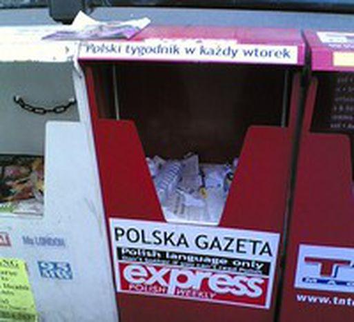 Image for Polacos en Londres: mucho trabajar y poca samba