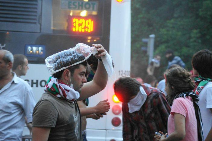 Image for Türkischer Frühling in Izmir: Überall ist Taksim