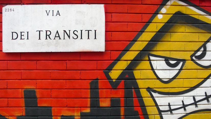 Image for A Rome, les squats se métamorphosent en logements sociaux