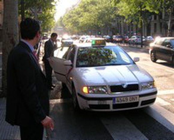 Image for Madrid en taxi: curso de mundología