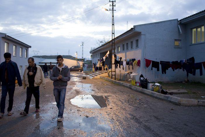Image for Crise migratoire : la Turquierentre dans la danse