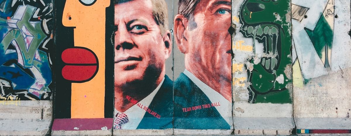 Image for ¿Cómo ha contribuido el arte a la caída del muro de Berlín?