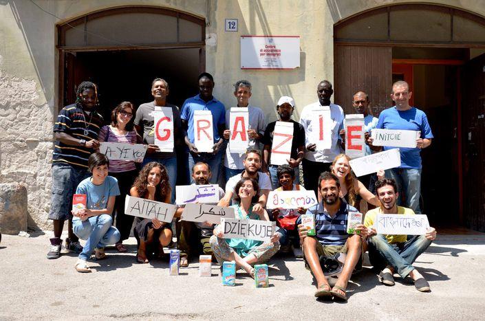 Image for Centro Astalli: l'Europa senza muri passa da Ballarò