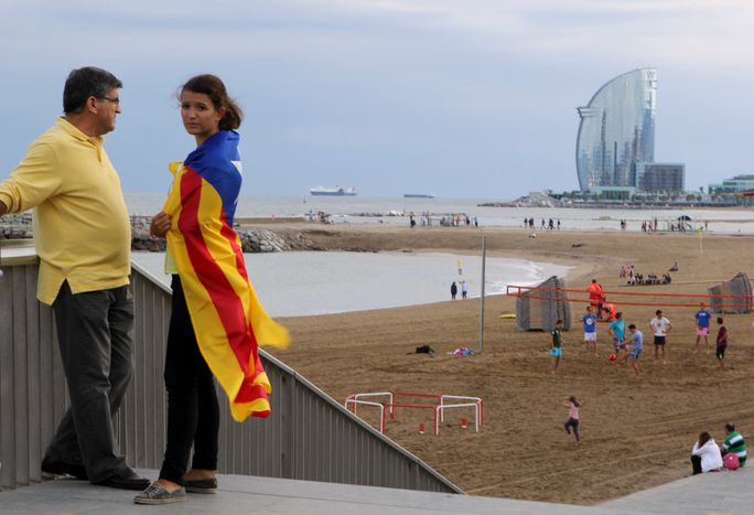 Image for Pour l´independance de la catalogne