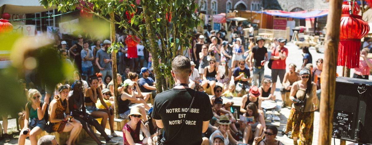 Image for Esperanzah! da Manu Chao al Belgio: quando la musica è lotta