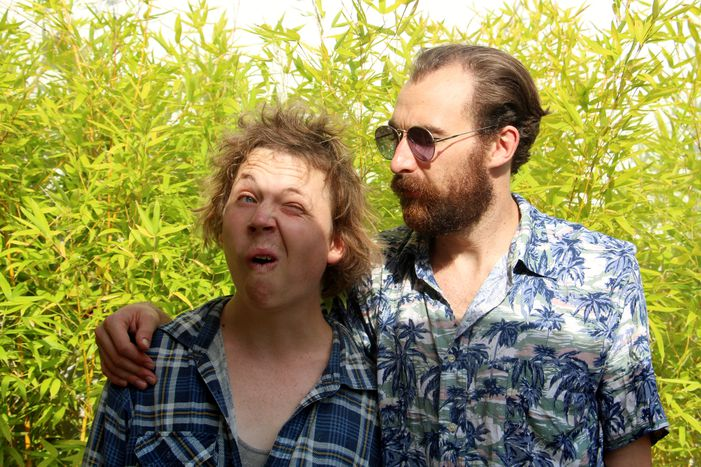 Image for Pond: Australia's freewheelingspace rockers