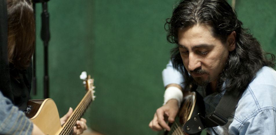 Image for Underground music in Iran:Talkin' bout a revolution