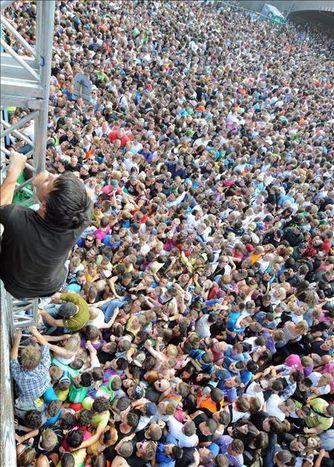 Image for Kein zweites Duisburg-Desaster: Haltestelle Woodstock in Kostrzyn