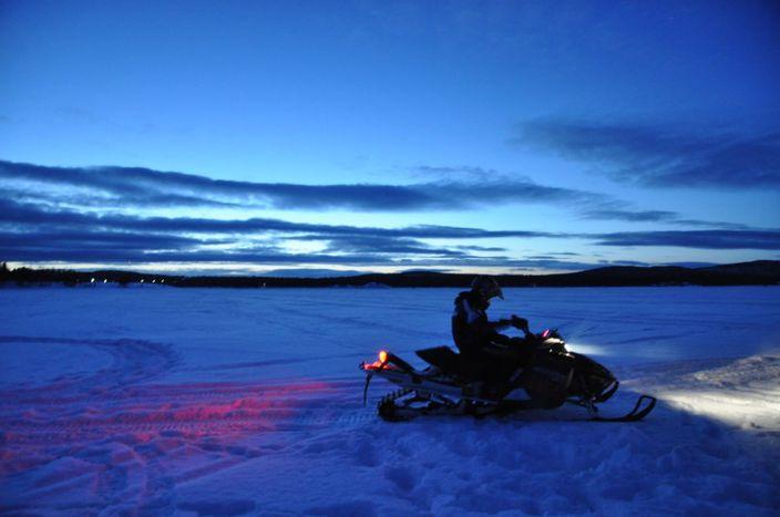 Image for Laponia: renos, lagos helados y silencio boreal