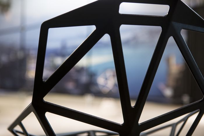 Image for Diseñando el futuro: elPanorama deGrcic