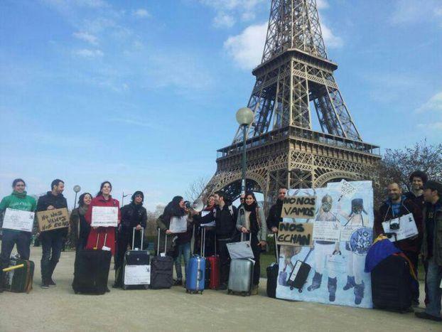 Image for La cara y cruz de la emigración española en París(I parte)