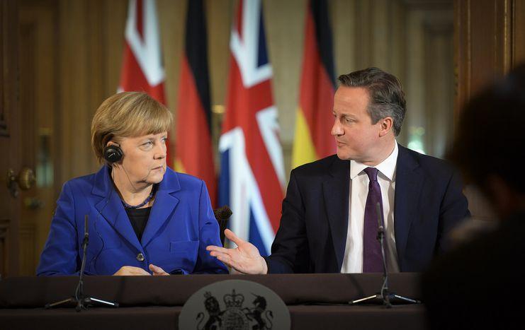 Image for Europe : mais où est passé David Cameron?
