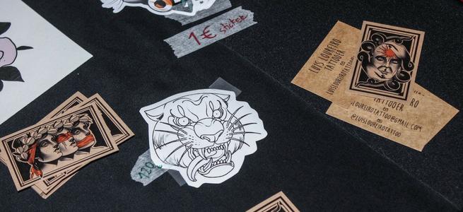Image for Rencontres du 4ème type au salon du tatouage
