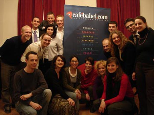 Image for Cafebabel.com in Brüssel