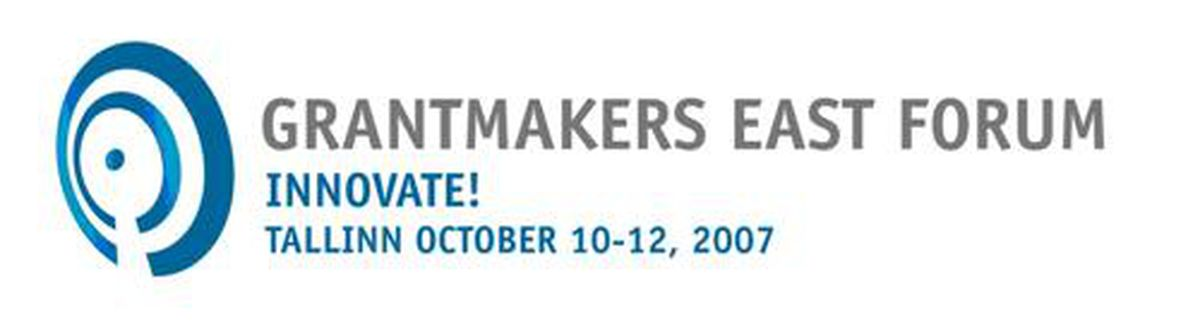 Image for Grantmakers East Forum in Tallinn!