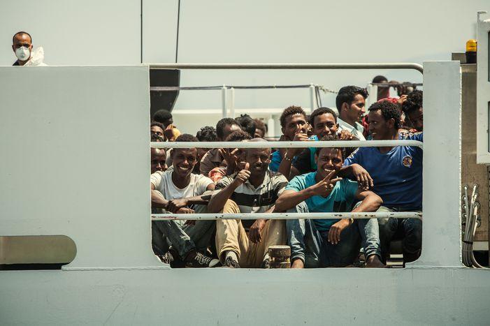 Image for Dieci cose da sapere sui rifugiati