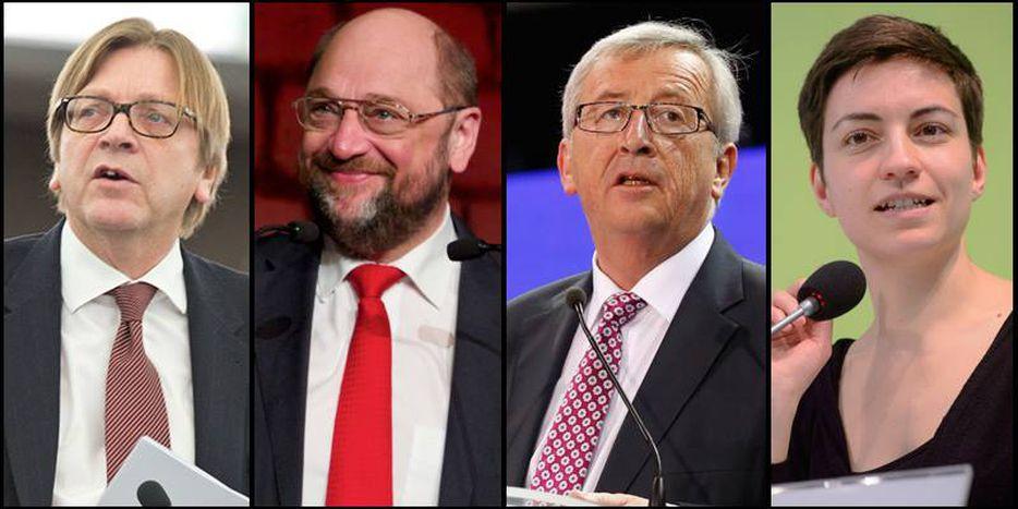 Image for Élections européennes :Une minute pour convaincre