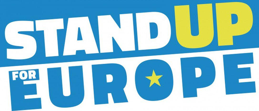 Image for Stand Up For Europe: Entre démocratie citoyenne et projet pan-européen