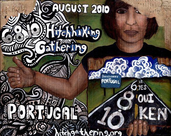 Image for Tercer Festival Europeo de Autoestop: ¡Vamos a dedo a Portugal!