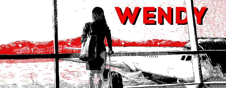 Image for Wendy:an Ecuadorian trans who dreamed of Europe