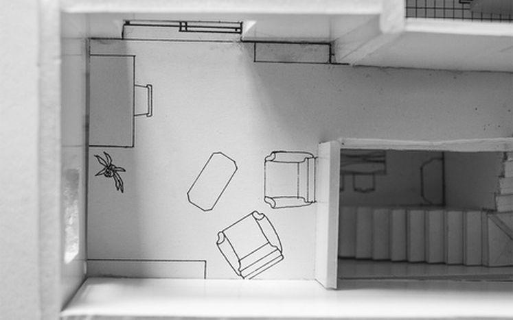 """Image for La """"casa""""del estudiante expatriado"""