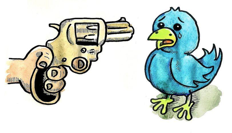 Image for ¿Quién teme al Twitter feroz?