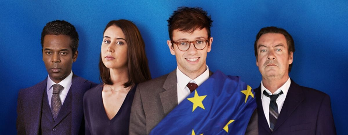 Image for « Parlement », la série qui rend l'Europe sexy